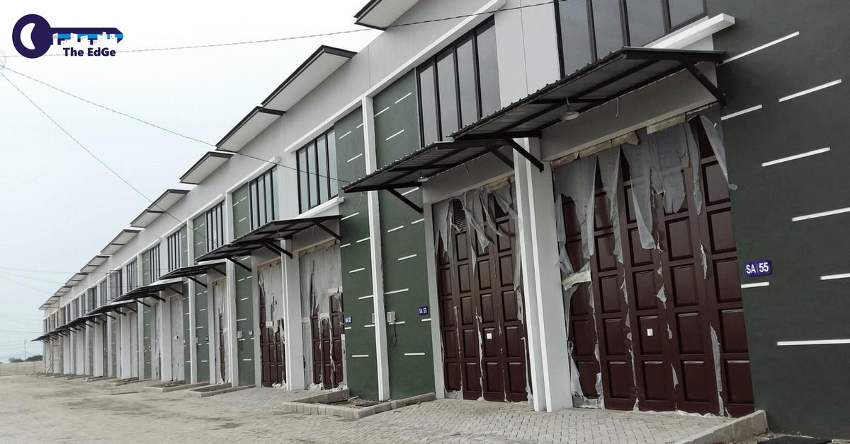 Jual Sewa Gudang Prambanan Bizland Blok SA Gresik