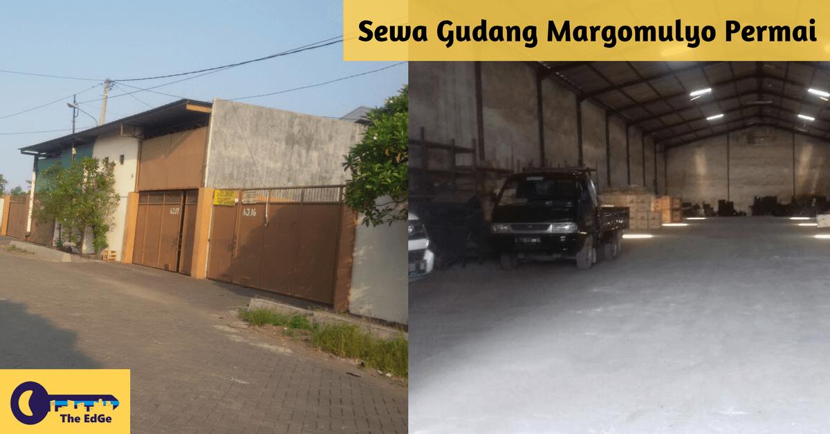 Sewa Gudang Margomulyo Permai - JualGudang