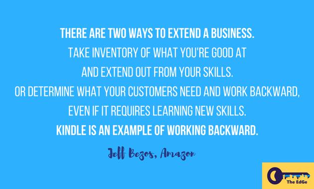 Apa Kata Jeff Bezos Tentang Mengembangkan Bisnis - JualGudang