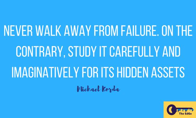 Apa Kata Michael Korda Tentang Kegagalan - JualGudang