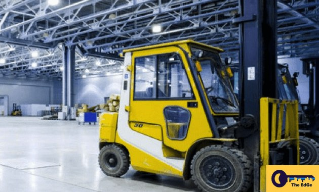 Kagum Melihat Kemampuan Para Pengendali Forklift di Kompetisi Ini - JualGudang