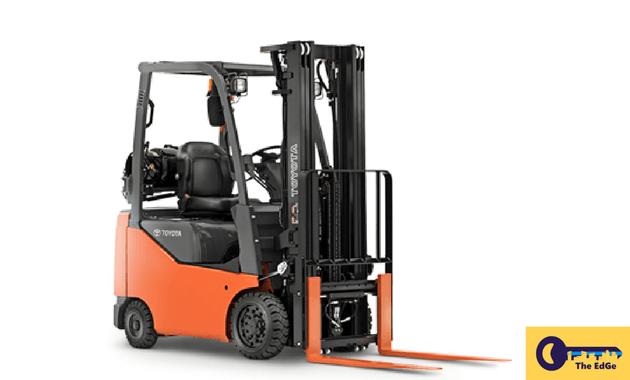 Kegagalan Forklift Penuh Tawa - JualGudang