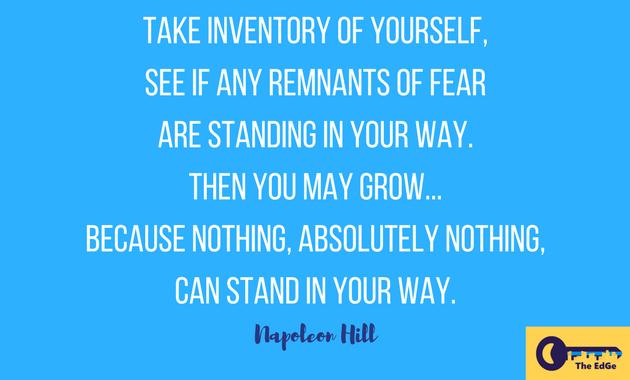 Apa Kata Napoleon Hill Tentang Pertumbuhan - JualGudang