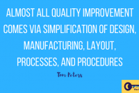 Apa Kata Tom Peters Tentang Kunci Peningkatan Kualitas - JualGudang
