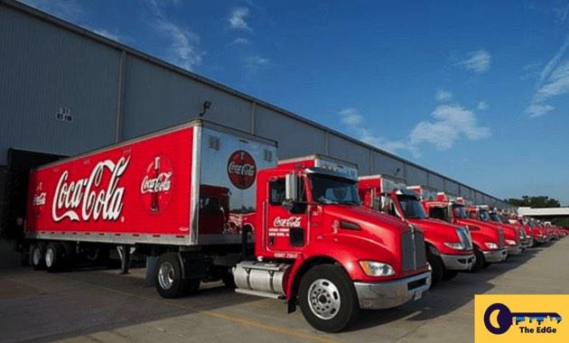 Pabrik Raksasa Coca Cola - JualGudang