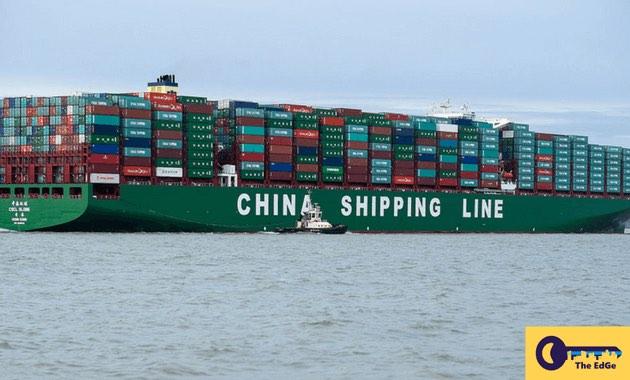 Pernah Membayangkan Ada Kapal Kontainer Sebesar Ini - JualGudang