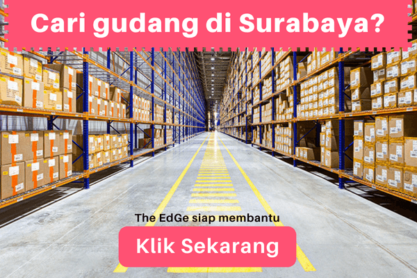 The EdGe PopUp Gudang Surabaya