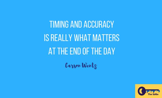 Apa Kata Carson Wentz Tentang Ketepatan Waktu dan Akurasi Pekerjaan - JualGudang