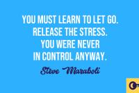 Apa Kata Steve Marboli Tentang Stres - BelilSewaRumah