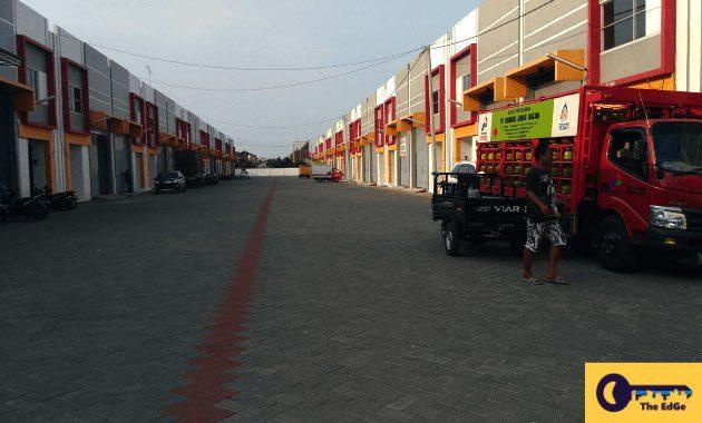 Jual-Sewa Gudang Tritan Point Banyu Urip Surabaya - The EdGe - JualGudang