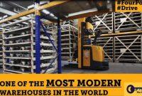 Satu Dari Banyak Gudang Modern Paling Canggih di Dunia - The EdGe - JualGudang