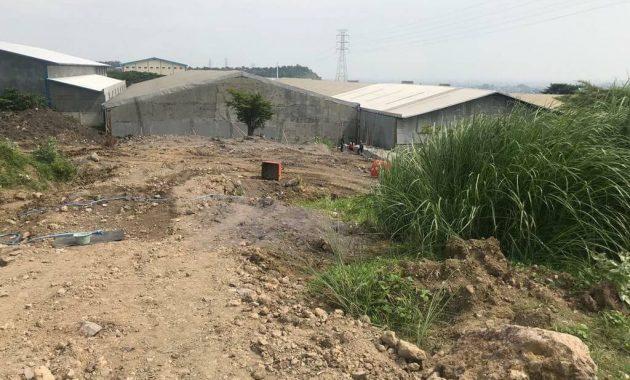 Kavling Kawasan Pergudangan Candi Semarang 1