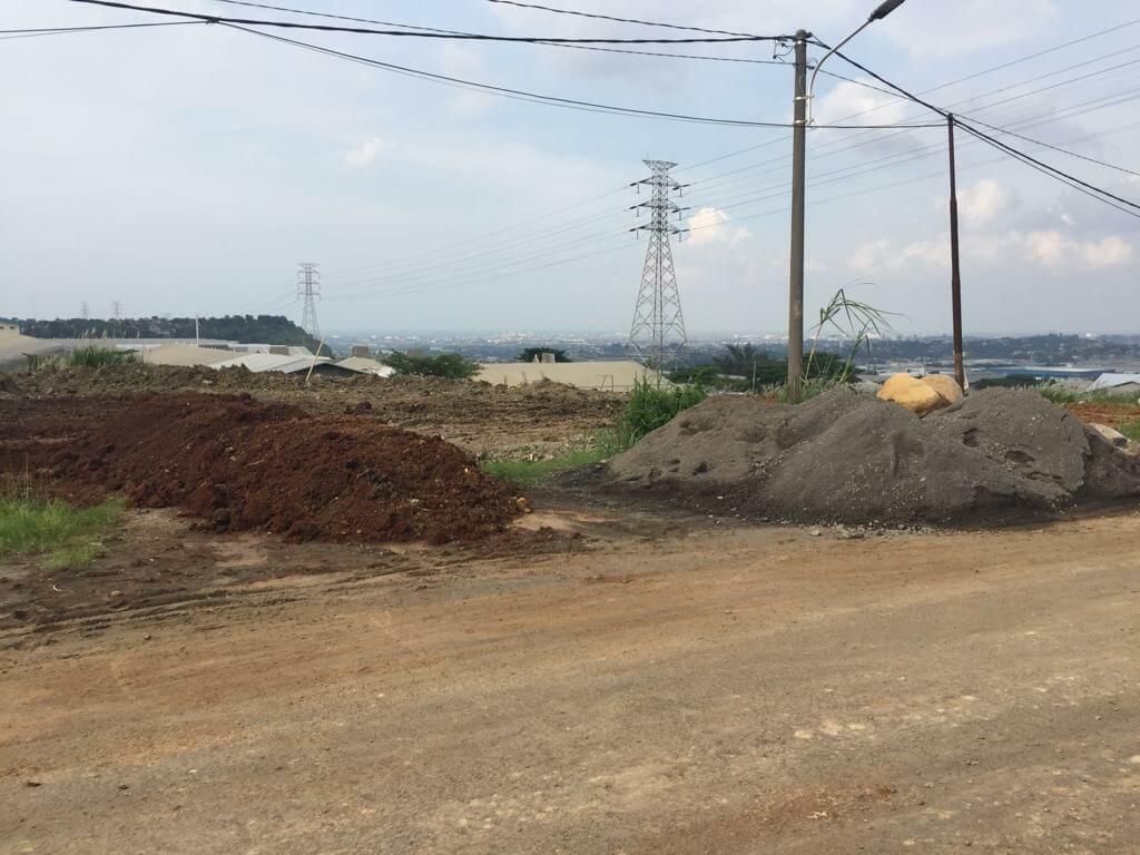 Kavling Kawasan Pergudangan Candi Semarang 2