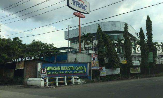 Kavling Kawasan Pergudangan Candi Semarang 4