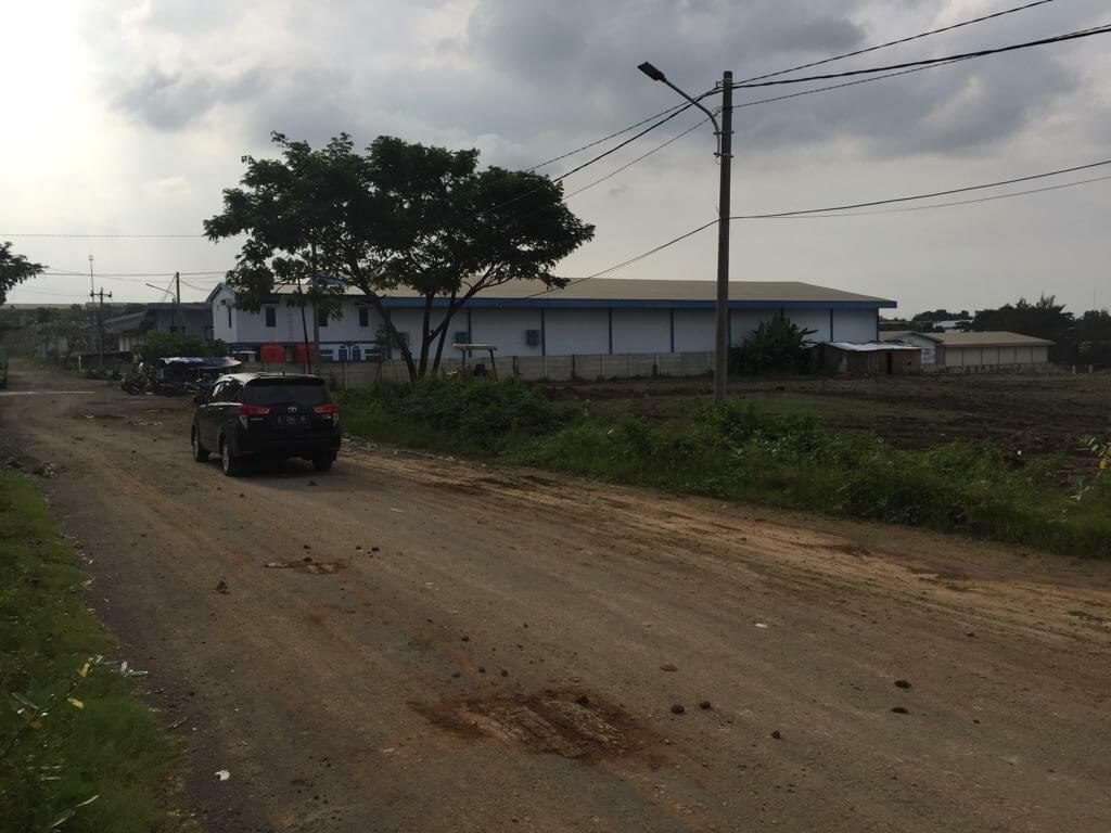 Kavling Kawasan Pergudangan Candi Semarang 6