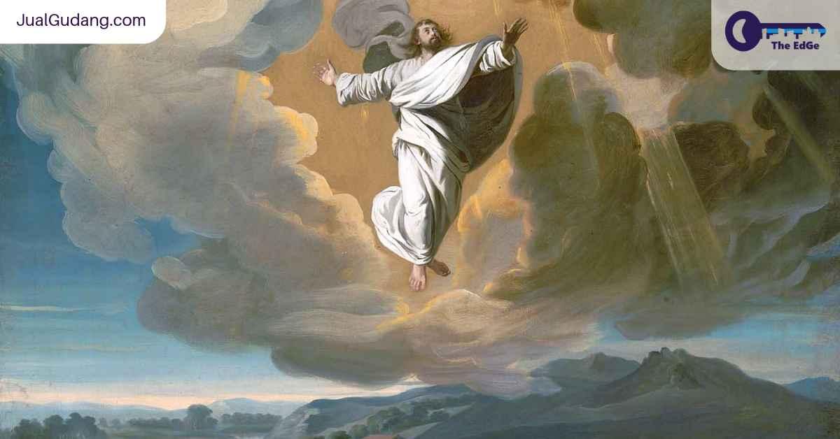 Kenaikan Yesus Kristus - JualGudang
