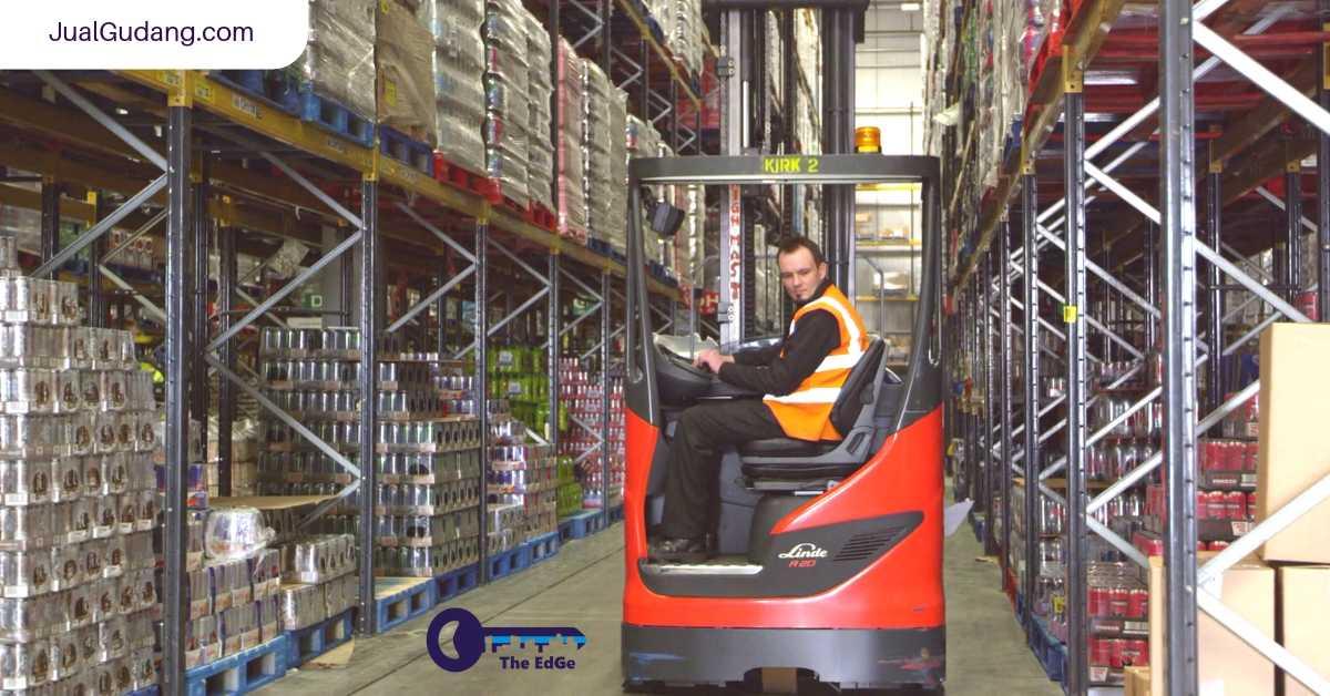 5 Trik Forklift Luar Biasa - JualGudang