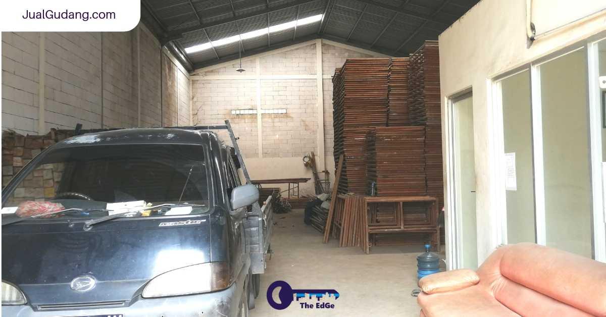 Jual Gudang Kekuatan Lantai 5 Ton (Blok D) Sentral Pergudangan Bambe Driyorejo Gresik - JualGudang - 3