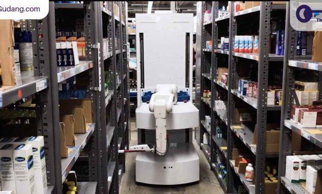 Mau Mencoba Solusi Otomatisasi Gudang Dengan IAM Robotics Yang Terjangkau - JualGudang