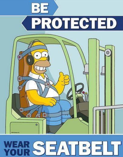 Meme Lucu Keselamatan Pengemudi Forklift - JualGudang
