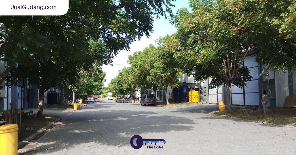 Sewa Gudang Safe 'n Lock Eco Industrial Park Sidoarjo - JualGudang (1)