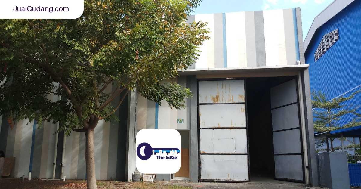 Sewa Gudang Safe 'n Lock Eco Industrial Park Sidoarjo - JualGudang