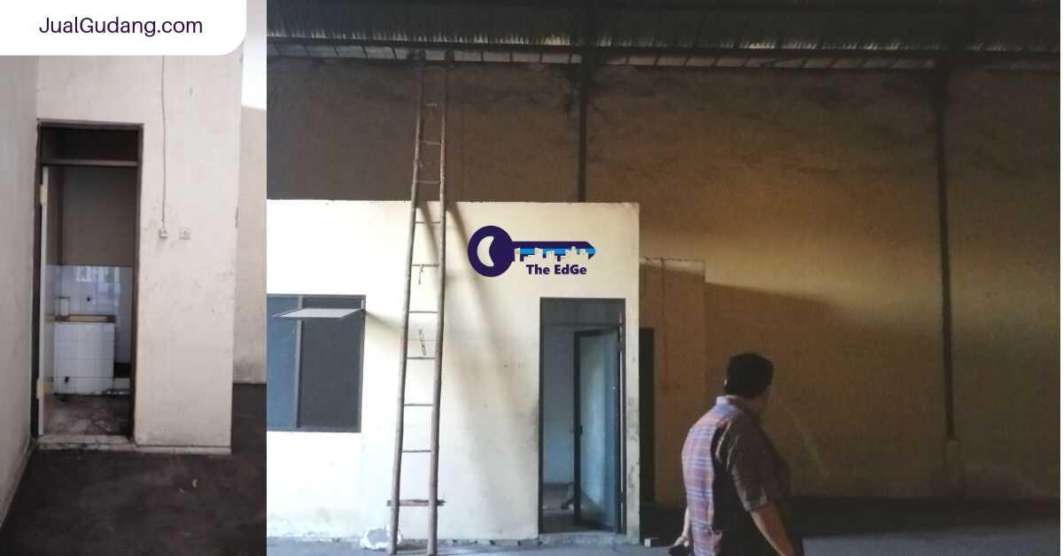 Jual_Sewa Gudang Siap Pakai Pergudangan Osowilangun Permai Halaman Private Surabaya - JualGudang (3)