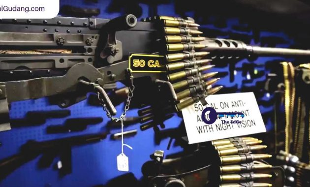 Kolektor Senjata Terbanyak di Dunia Memamerkan Gudang Senjatanya - JualGudang