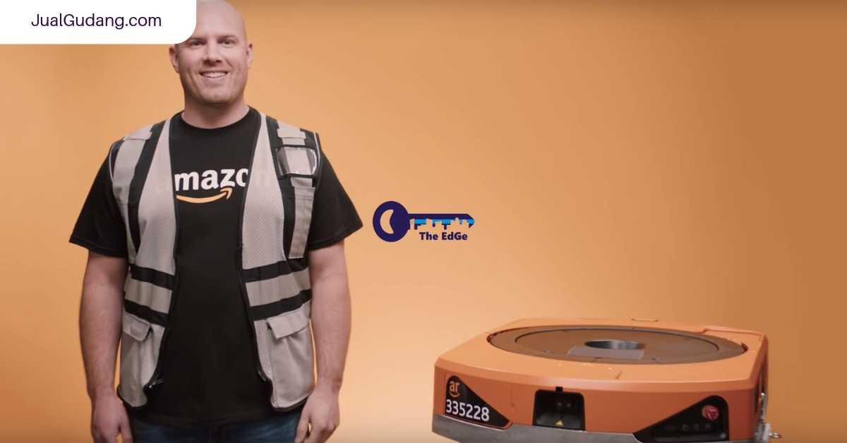 Seperti Apa Rasanya Bekerja Bersama Robot di Amazon Fulfillment Center - JualGudang