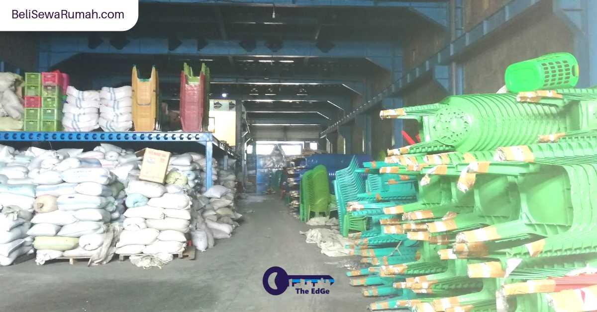 Sewa Gudang 2 Lantai Kenjeran Surabaya - BeliSewaRumah (2)