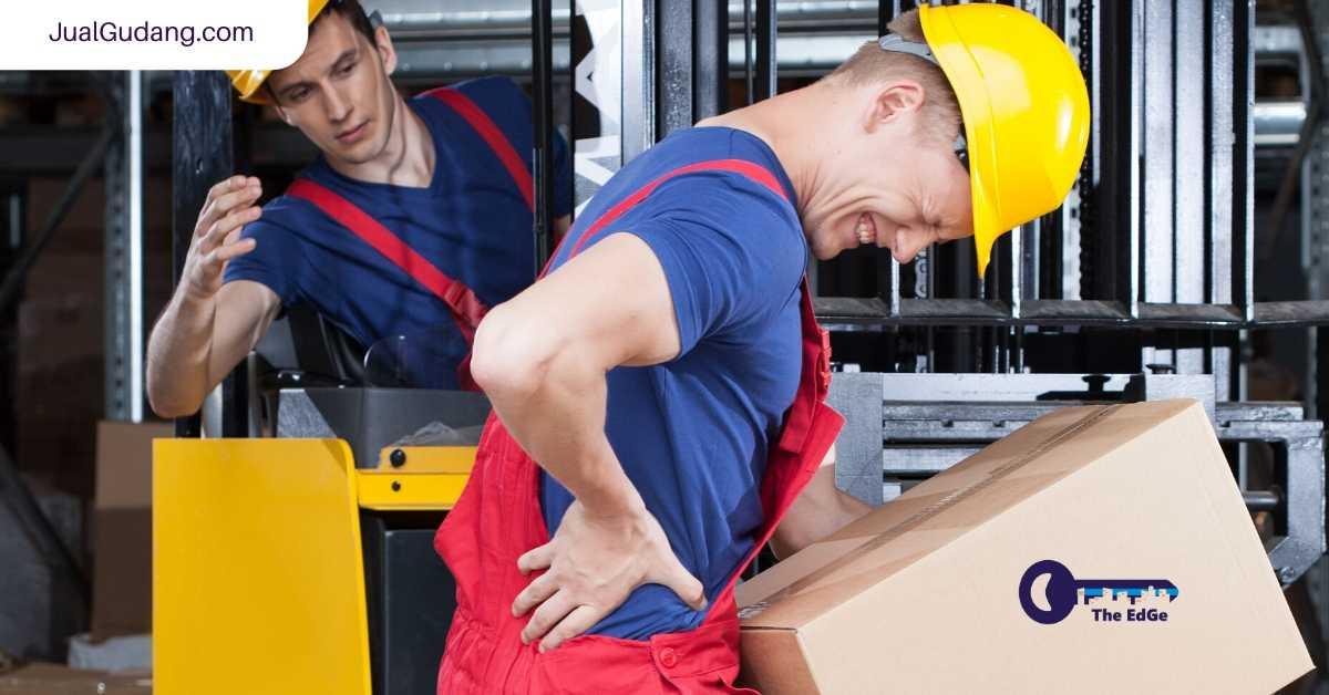 Mencegah Kerja Berlebihan Pemicu Cedera - JualGudang