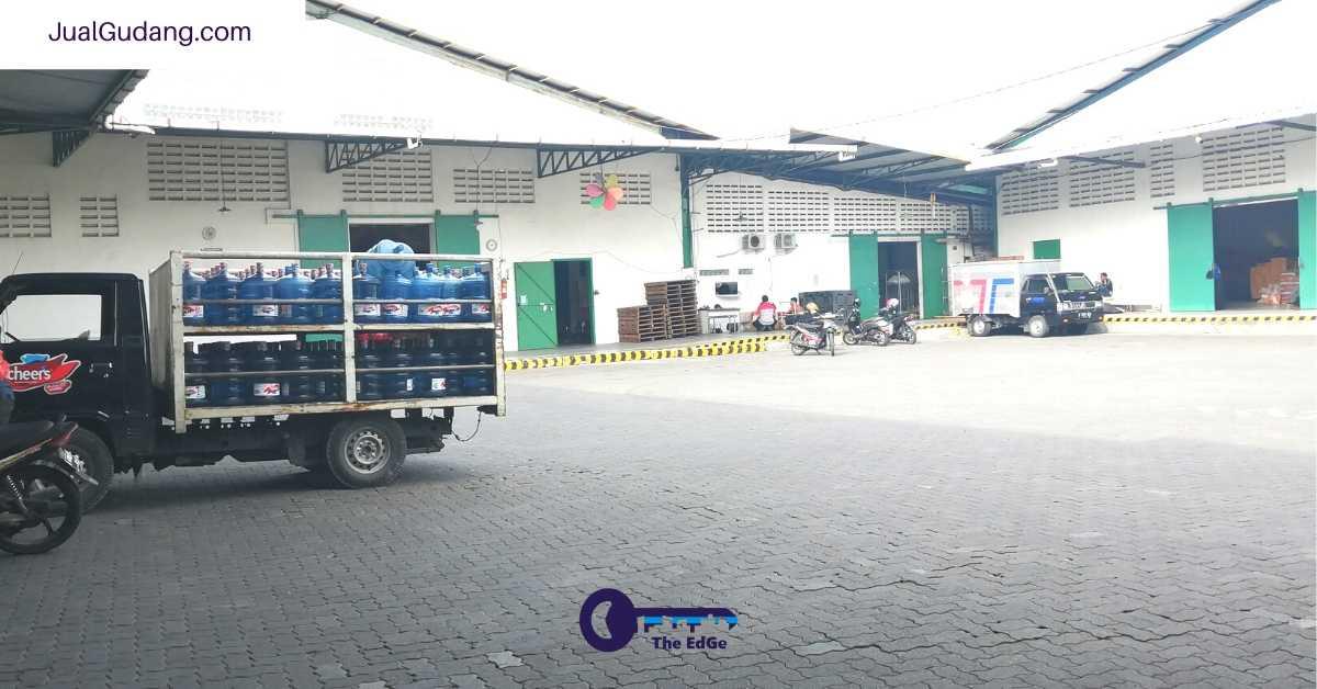 Sewa Gudang Raya Kenjeran Surabaya Siap Pakai - JualGudang