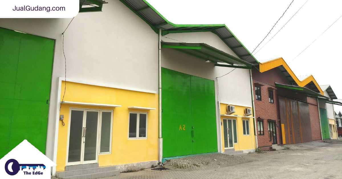 Jual Gudang Primary Casa Sumput Driyorejo Gresik - JualGudang