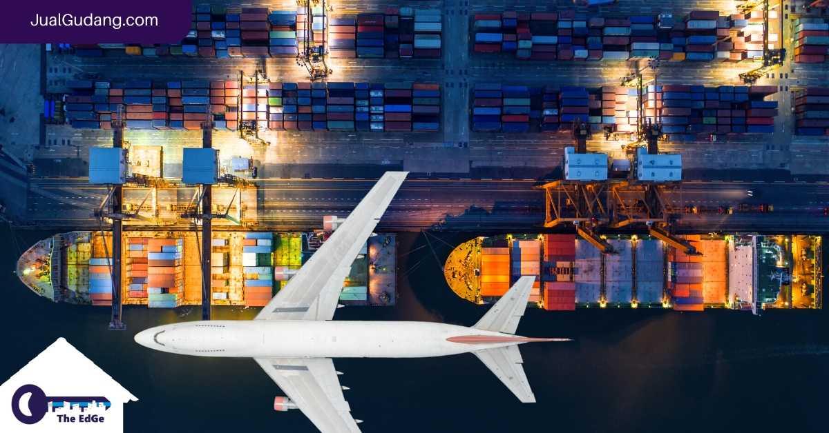 Dampak Covid-19 Terhadap Sektor Logistik - JualGudang