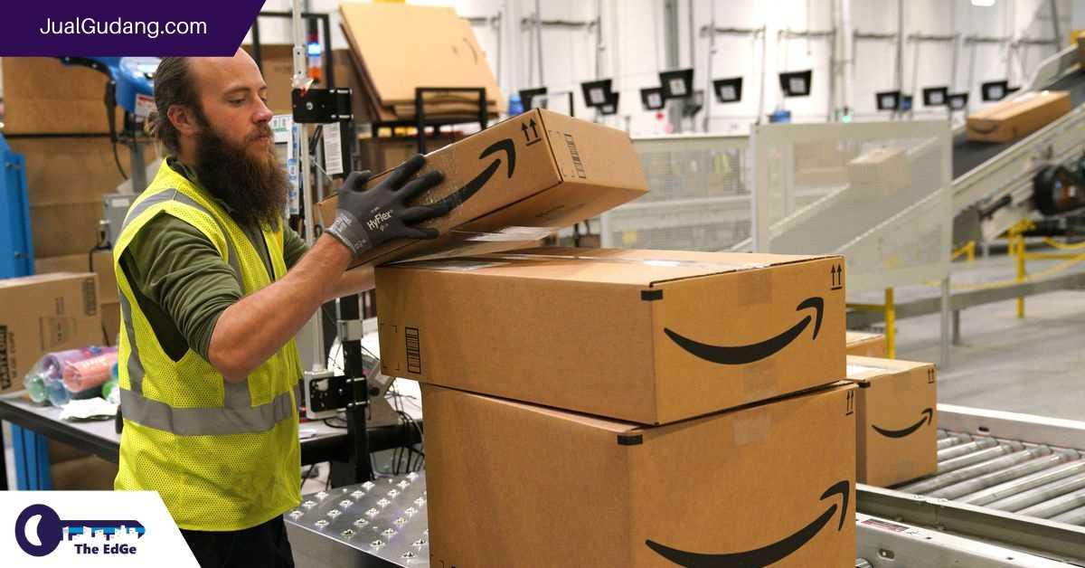 Virus Corona Memperlambat Pengiriman Amazon - JualGudang