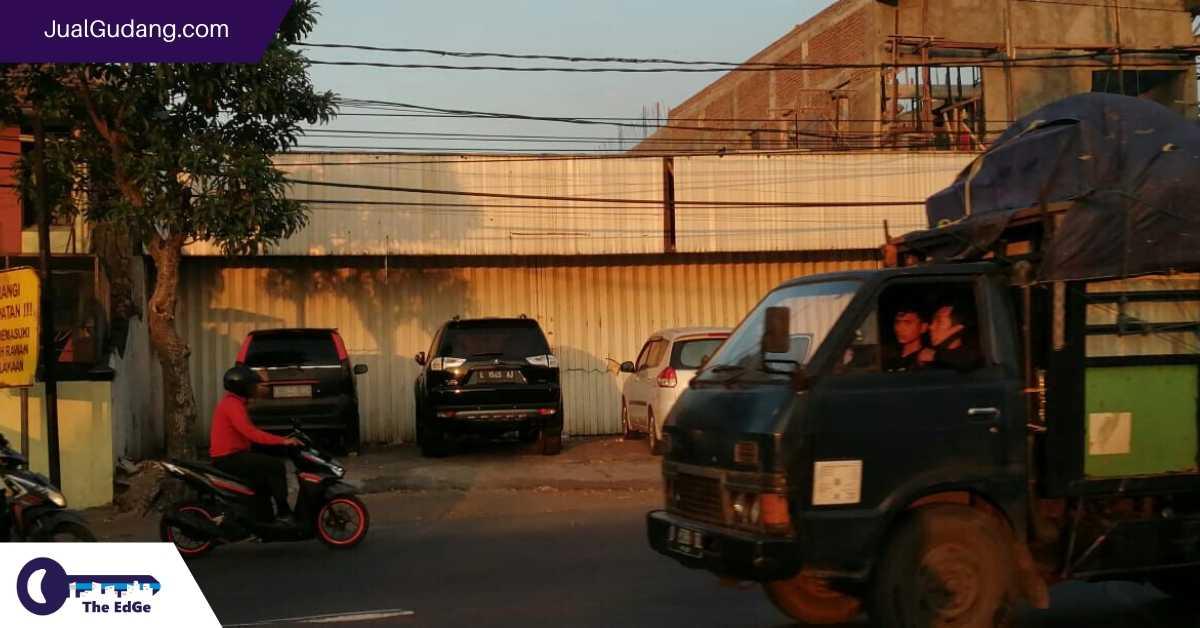 Sewa Gudang Nol Jalan Raya Mastrip Surabaya - JualGudang