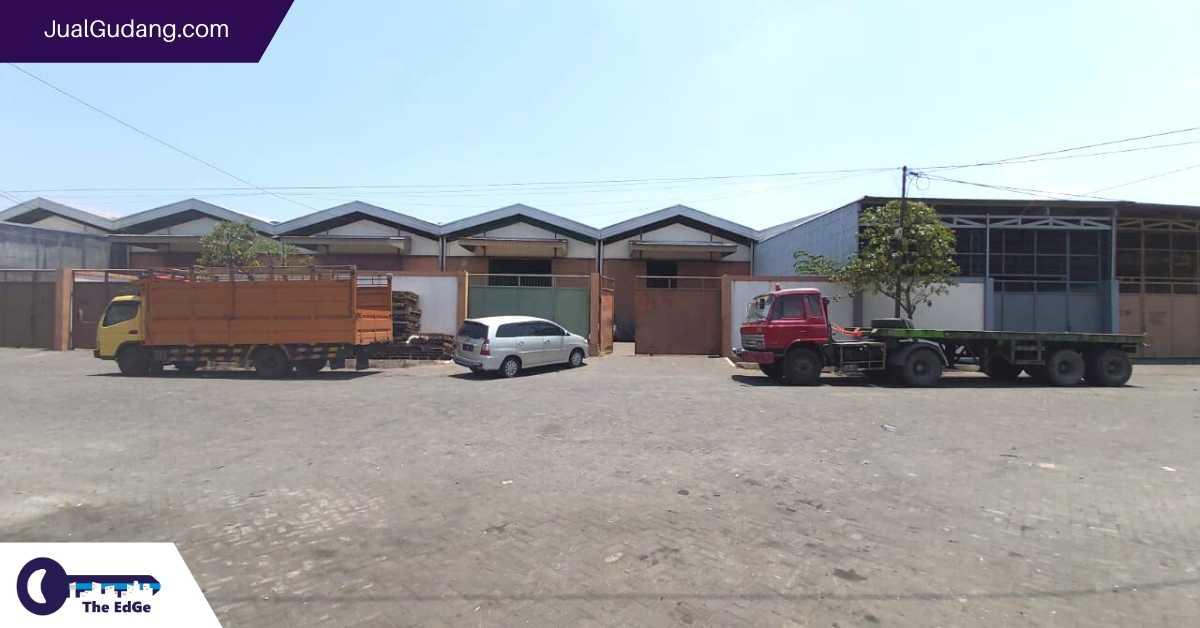 Sewa Gudang Mutiara Tambak Langon Blok D Surabaya - JualGudang 1