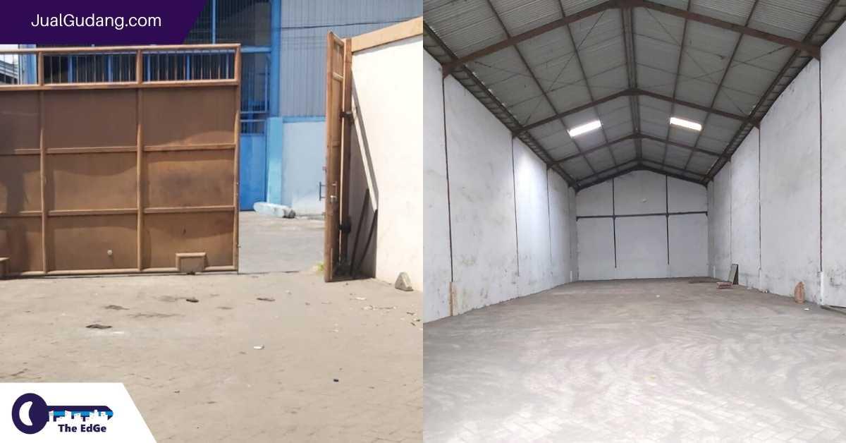 Sewa Gudang Mutiara Tambak Langon Blok D Surabaya - JualGudang 2