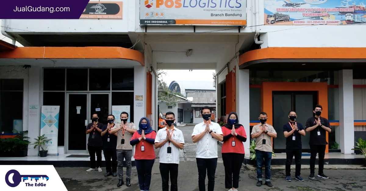 Seperti Apa Kontribusi Pos Logistik Indonesia Saat Pandemi - JualGudang