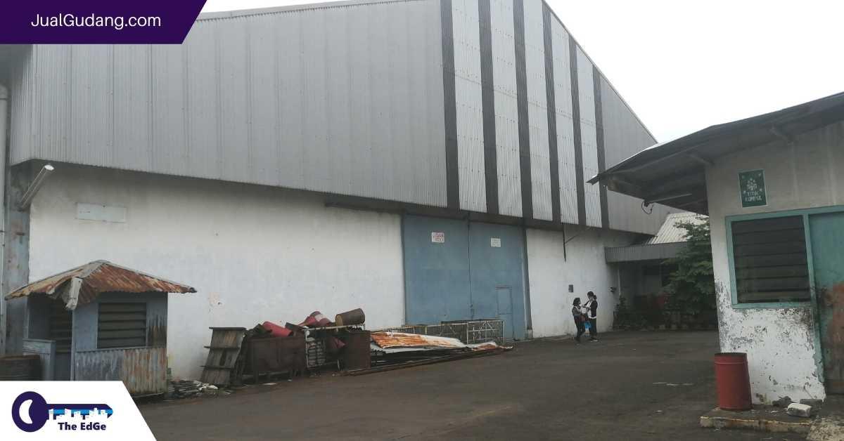 Sewa Gudang Murah Perbatasan Surabaya-Sidoarjo - JualGudang - 1