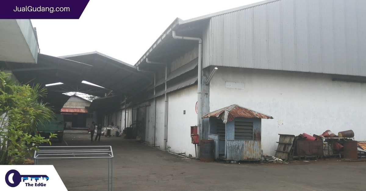 Sewa Gudang Murah Perbatasan Surabaya-Sidoarjo - JualGudang - 2