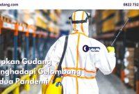 Siapkan Gudang Menghadapi Gelombang Kedua Pandemi - JualGudang