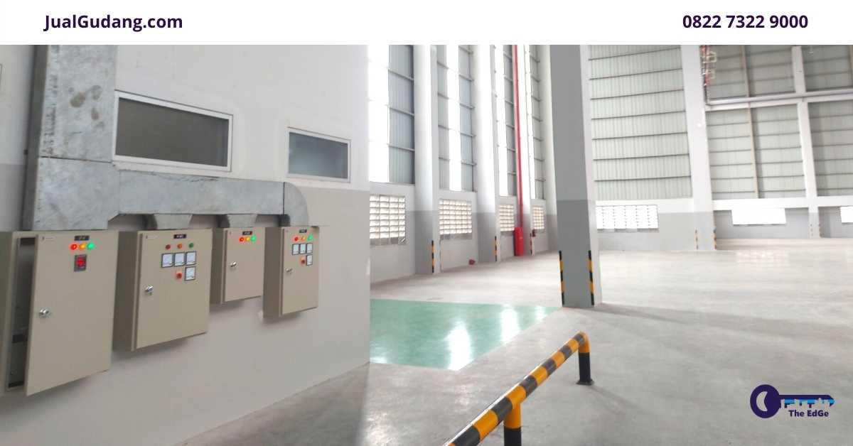 Jual Gudang SPIL Modern Warehouse - Listing - JualGudang - 10