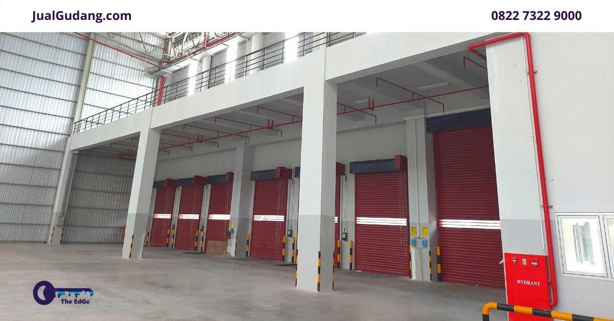 Jual Gudang SPIL Modern Warehouse - Listing - JualGudang - 11