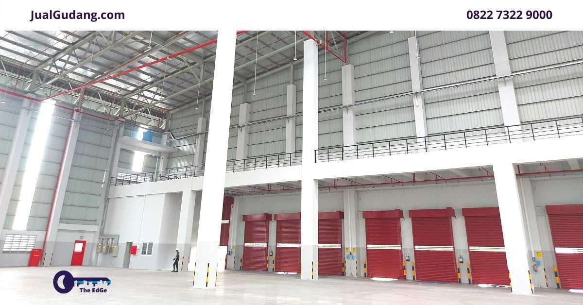 Jual Gudang SPIL Modern Warehouse - Listing - JualGudang - 4