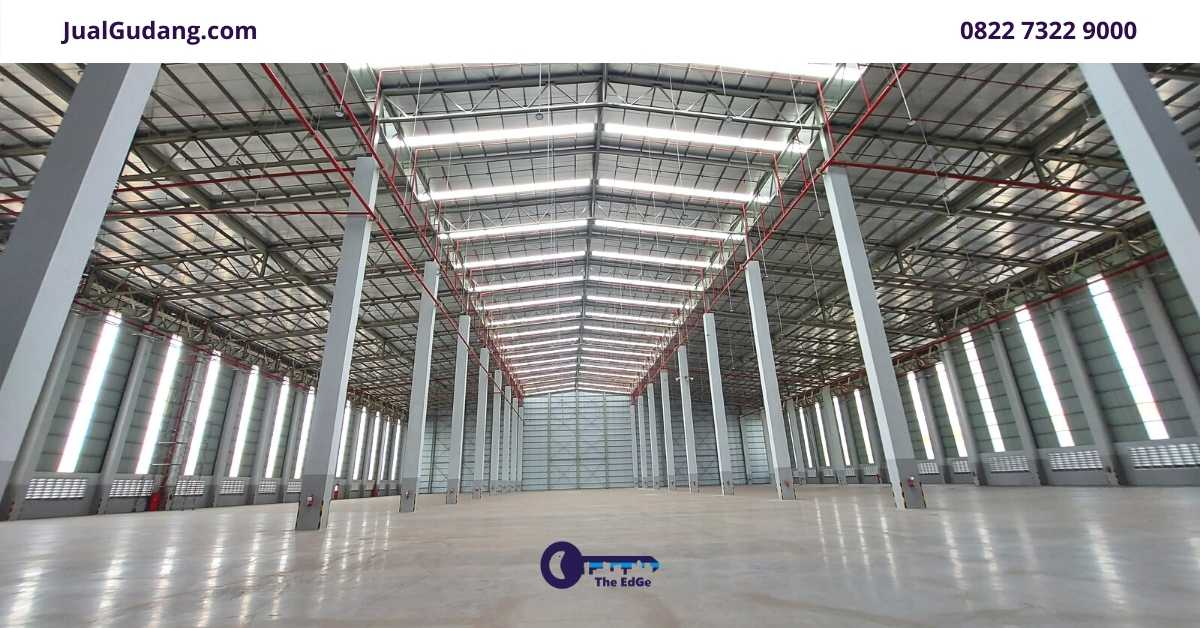 Jual Gudang SPIL Modern Warehouse - Listing - JualGudang - 5