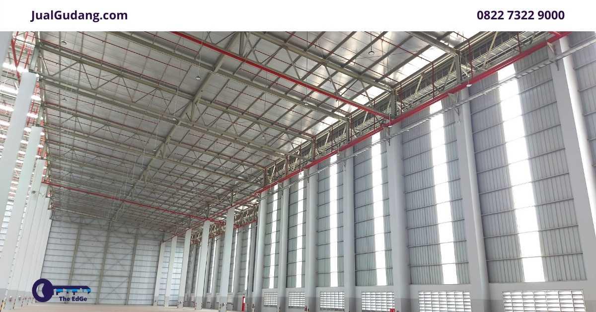 Jual Gudang SPIL Modern Warehouse - Listing - JualGudang - 6