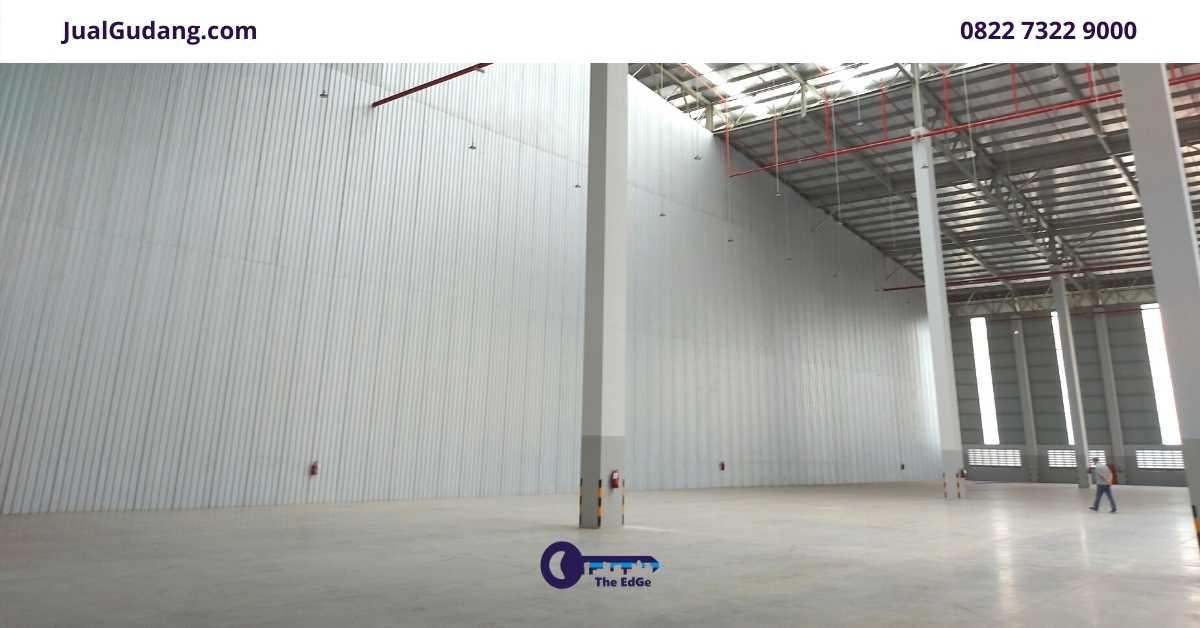 Jual Gudang SPIL Modern Warehouse - Listing - JualGudang - 9