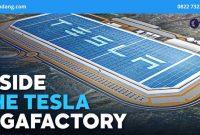 Seperti Apa Pabrik Tesla Yang Super Besar Itu - JualGudang