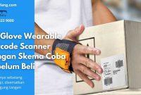 ProGlove Wearable Barcode Scanner Dengan Skema Coba Sebelum Beli - JualGudang